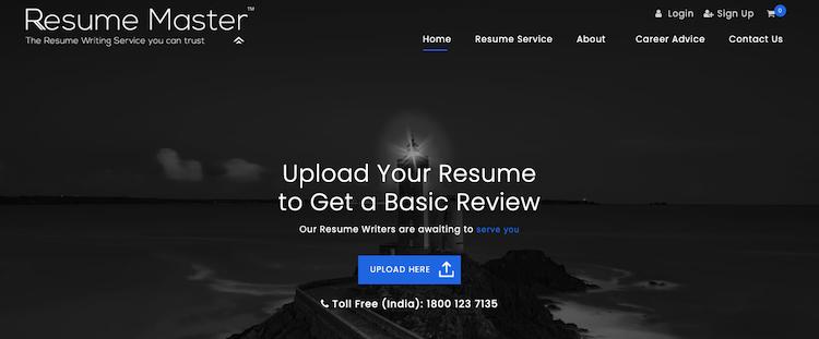 Resume Master - Best India Resume Service