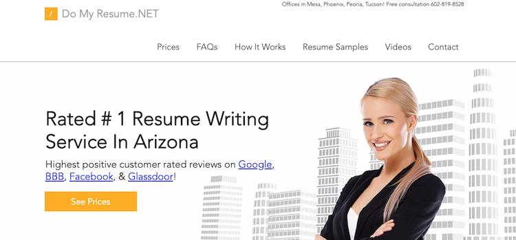 Do My Resume - Best Phoenix Resume Service