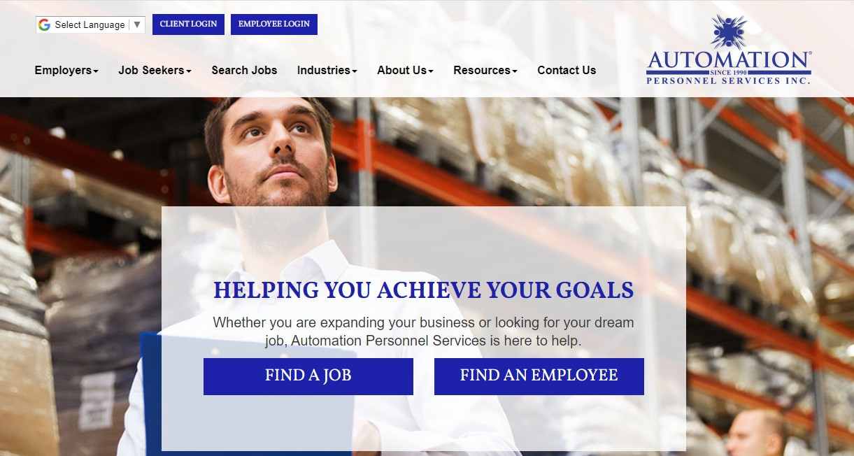 Automation Personnel Services - Best Tampa Staffing Agencies