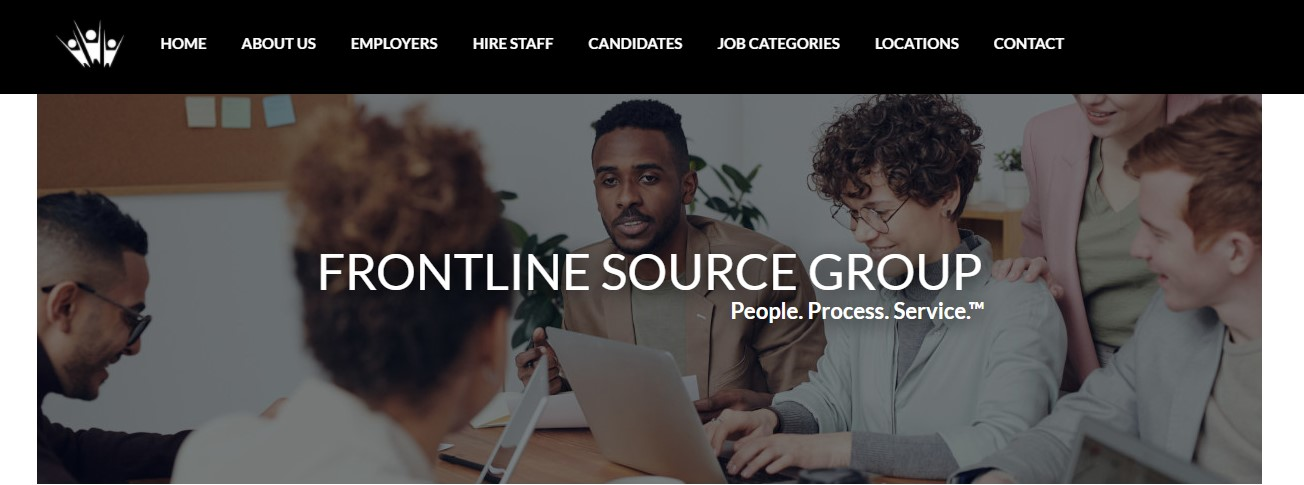 Frontline Source Group - Best Staffing Agency