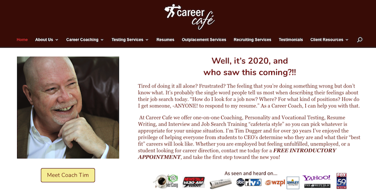 Career Cafe - Best Indianapolis Resume Service