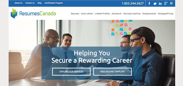 ResumesCanada - Best Edmonton Resume Service