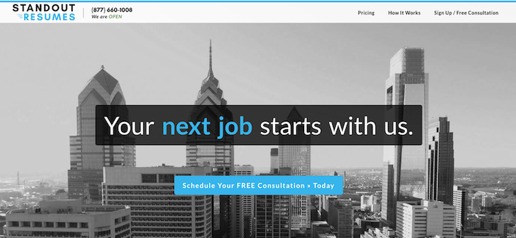 StandOut Resumes - Best Philadelphia Resume Service