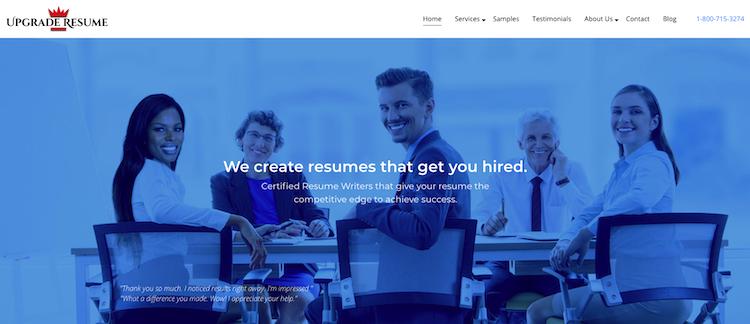Upgrade Resume - Best Orlando Resume Service