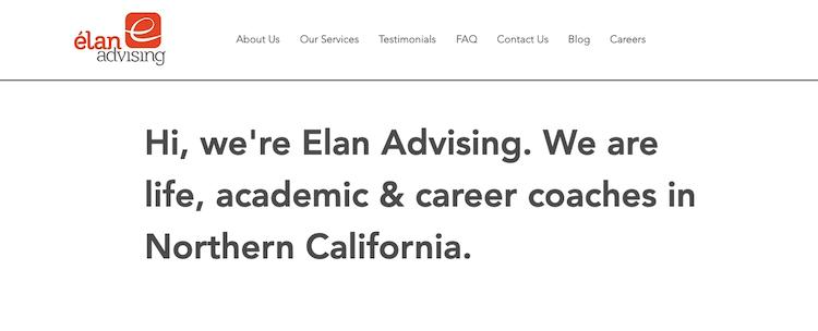 Elan Advising - Best Recent Graduate Resume Service