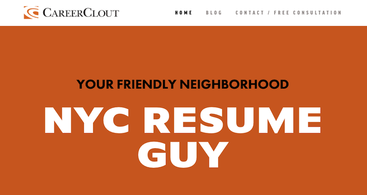 CareerClout - Best New York City Resume Service