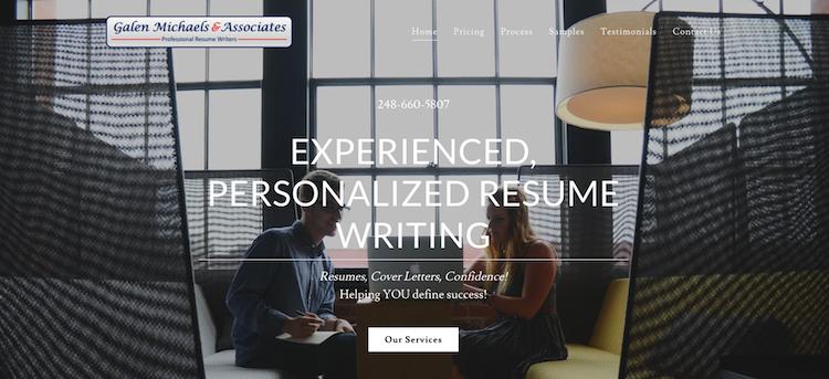 Galen Michaels & Associates - Best Detroit Resume Service