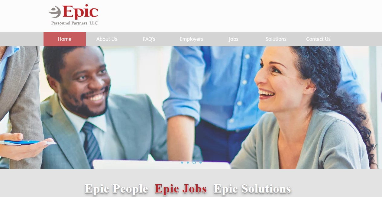 Epic Career Partners - Best Staffing Agency