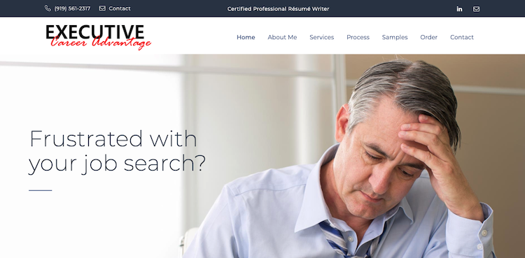Executive Career Advantage - Best Raleigh Resume Services