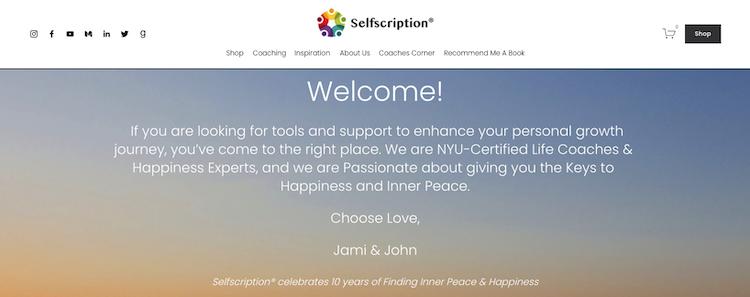 Selfscription - Best NYC Career Coach