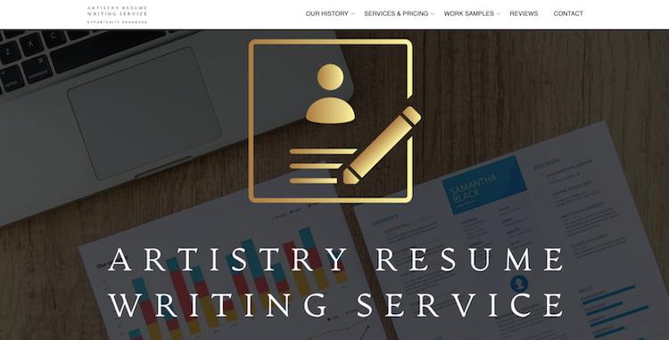Artistry Resumes - Best Kansas City Resume Service