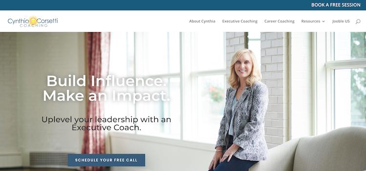 Cynthia Corsetti - Best Pittsburg Career Coach
