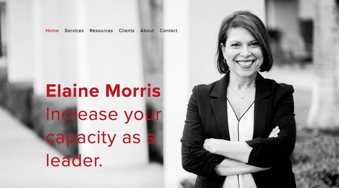 Elaine Morris - Best Dallas Career Coach