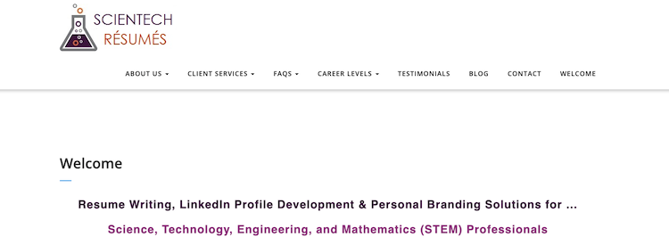 Scientech Resumes - Best Software Engineer Resume Service