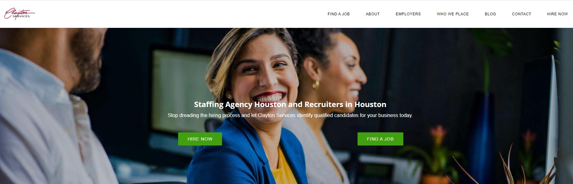 Clayton Services - Best Staffing Agency