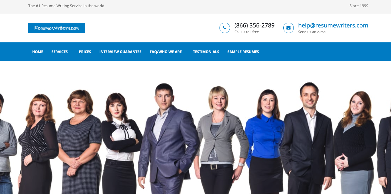 ResumeWriters - Best Affordable Resume Service