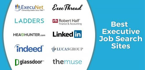 10 Best Executive Job Search Sites in America